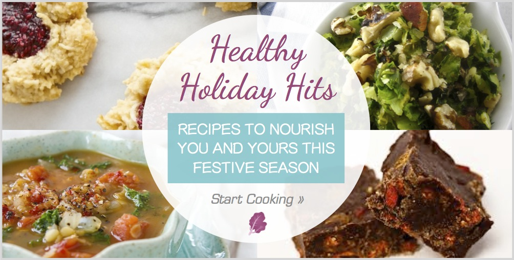 Healthy Holiday Hits