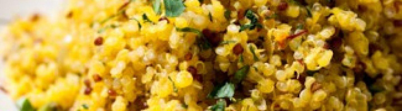 L quinoa