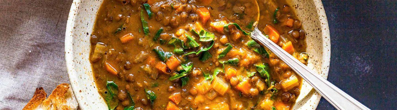 brown-Lentil-Soup